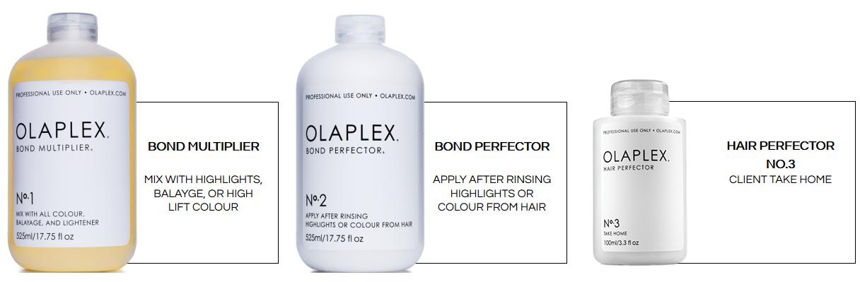 Official olaplex salon defrenza salon gymea for Olaplex salon