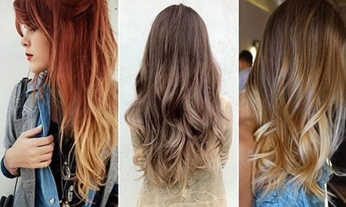 Omber Hair Style Entrancing The Latest Trend Ombre Hair Colour Styling