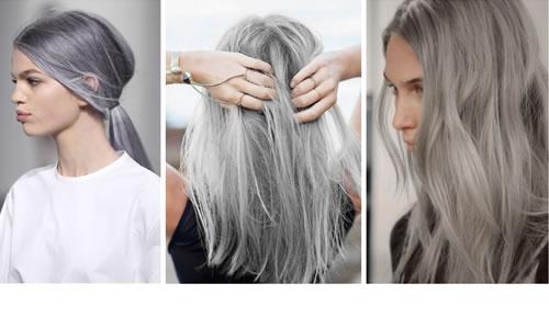 Grey Hair Colour Trends 2016 De Frenza Salon Gymea
