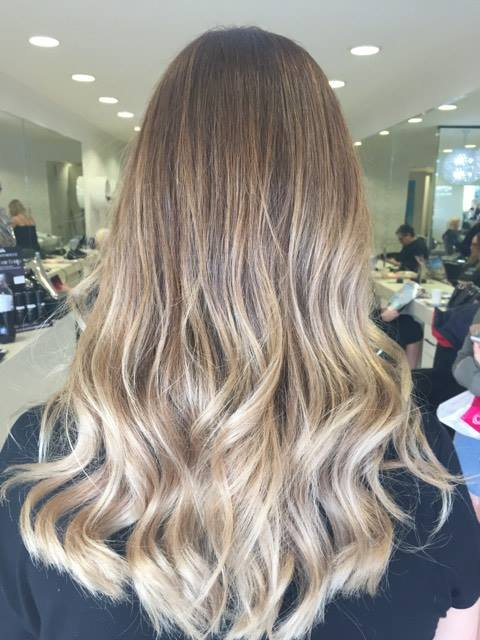Balayage And Babylights De Frenza Salon Gymea